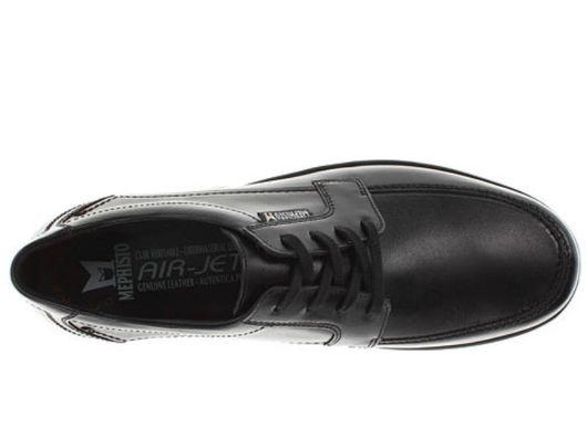 156948250c3439 Chaussure Méphisto Agazio - Noir | MEDICONFORT