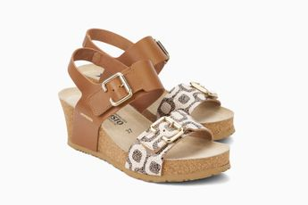 Sandales Confort & Nu Pieds Chaussures De Femme   Médi