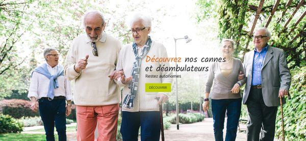 Cannes et Déambulateurs