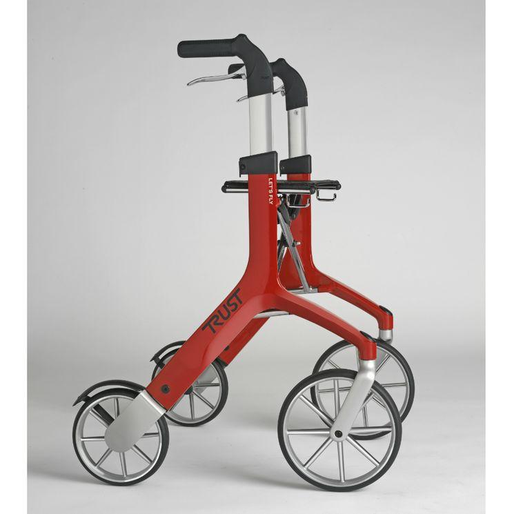 Déambulateur 4 roues Let´s Fly